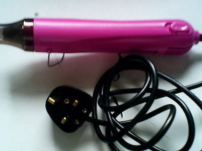 DOVECRAFT DUAL SPEED HEAT TOOL/GUN EMBOSSING, SHRINKING and MORE.