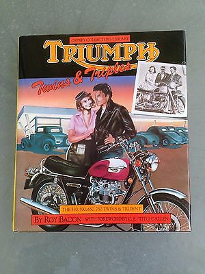 Triumph Twins And Triples Roy Bacon