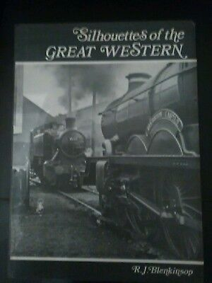 Silhouettes Of The Great Western Book