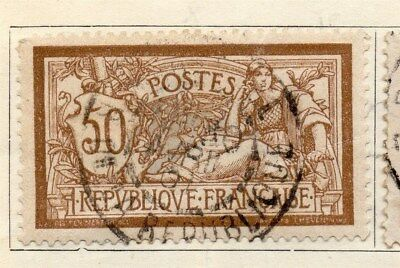France 1900 Early Issue Fine Used 50c. 106477