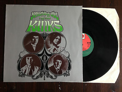 THE KINKS - Something Else by the LP Stereo 1967