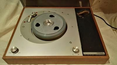 THORENS TD150 Mk2 TURNTABLE, SEE THE PHOTOS AND DESCRIPTION FOR DETAILS