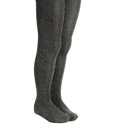 Girls/' Tights with a ribbed finish by MP Gray