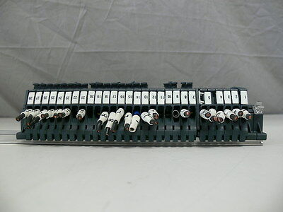 Lot of 28 Legrand Terminal Blocks