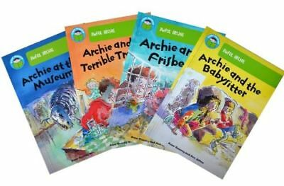 Start Reading Set - Green Band 5 (4 Books)  (Awful Archie) RRP:£19.96