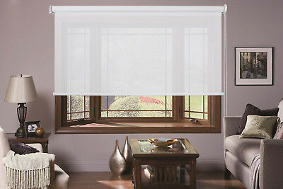Modern Screen Shade Roller Blinds Blinds Shade Sunscreen Window 60-180Cm 210Drop