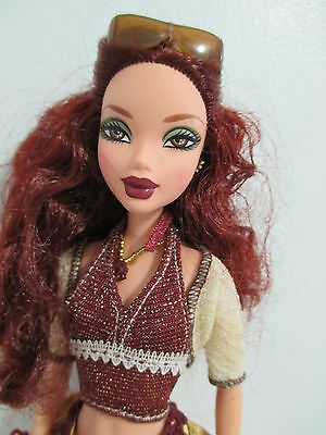 MY SCENE BARBIE DOLL # 9  great condition wow chelsea almost new displayed