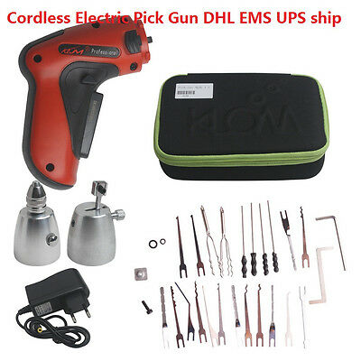 New Cordless Electric P-ick Gun from factory free shipping