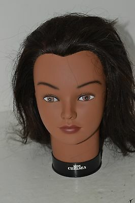 Salon Care Human Hair Mannequin – Miss Chelsea – New without Box