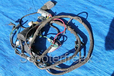 Kymco Carry 50 LC2U65 Kabelbaum Rectifier Wiring Agility City MMC One 50