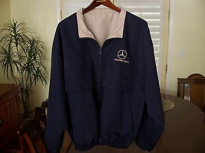 Genuine Vintage Mercedes Benz Lightweight Jacket