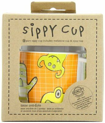 Sugarbooger Sippy Cup, Hungry Monsters