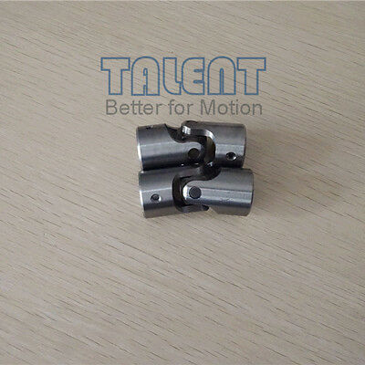 04G precision universal joint coupling inside bore 12x12mm