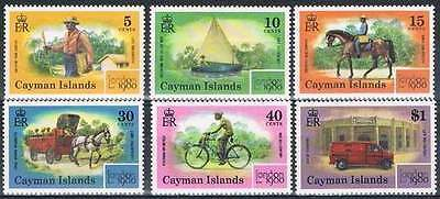 Cayman Islands 1980 London Stamp Exhibition. Mail Delivery MNH