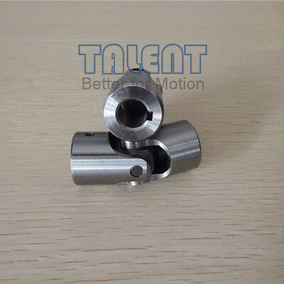 05G precision universal joint coupling, inside bore 14x14mm