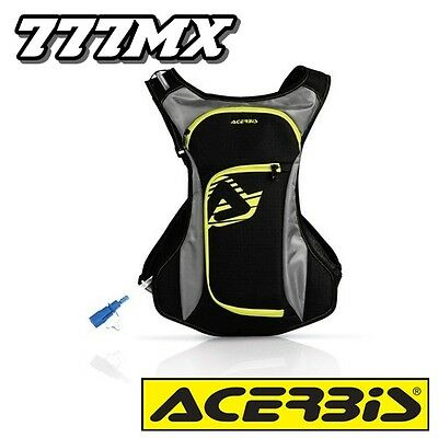 Acerbis Acqua 3 Litre Hydration Pack Motocross Mx Enduro Mtb Cycling