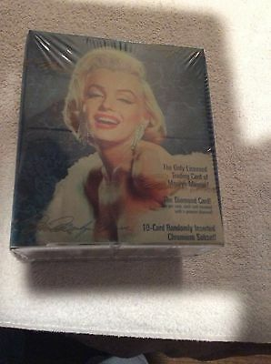 1993 - Marilyn Monroe Trading Cards - First Series - Sealed Outer - 324 Cards