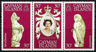Cayman Islands 1978 Coronation MNH
