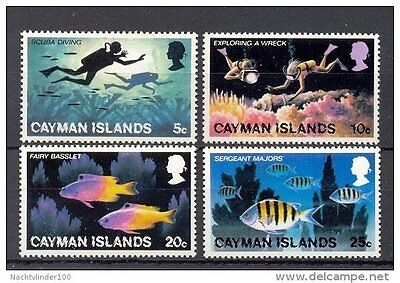 Cayman Islands 1977 Tourism MNH