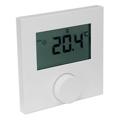 Alpha direct Raumregler Raumthermostat Möhlenhoff LCD Display 230V NC