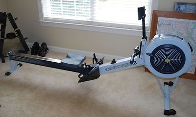 Concept 2 Model D Rowing Machine Rower with PM4 Monitor