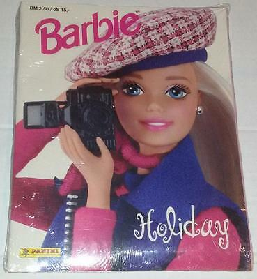 Barbie Holiday Complete Album Stickers Panini Germany