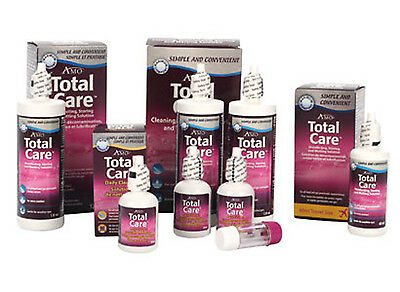 AMO Total Care Multi Pack 3 Months Contact Lens Solution For Hard RGP Lenses