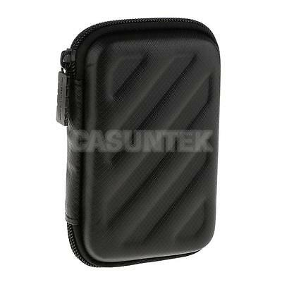 Rugged Carry Case For Bands Cable / USB Sticks Hard Drive/ Memory Card Black