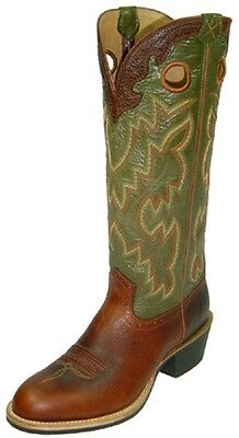 Twisted X Mens Buckaroo Western Boots Cowboy Boots built for riders MBK0008