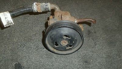 Ford fiesta mk5 power steering pump non a/c car
