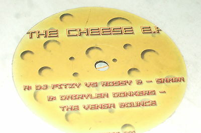 DJ Fitzy vs. Rossy B / Dairylea Donkers – The Cheese E.P     2006  HARD HOUSE!!
