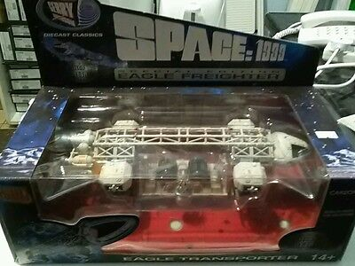 Space 1999 Special Edition Eagle Freighter Product Enterprise
