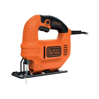Seghetto Alternativo Compatto 400W Black & Decker KS501