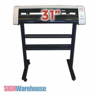 SignWarehouse Vinyl Cutter w/ Powerful Text Software for SignMakers Vinly Sign