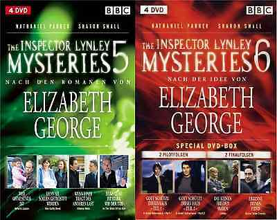 The Inspector Lynley Mysteries - Vol. 5 und Vol. 6 - 8 DVD