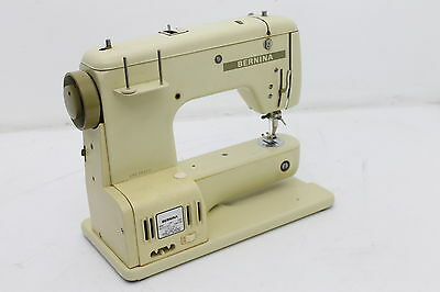 Bernina 707 Minimatic Sewing Machine With Original Case And foot Pedal