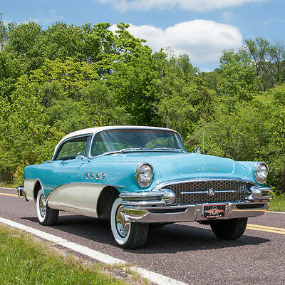 1955 Other Makes Roadmaster Riviera 1955 Buick Roadmaster Rivera 2-DR Hardtop Coupe, AZ Car, Low Miles, Like Bel Air