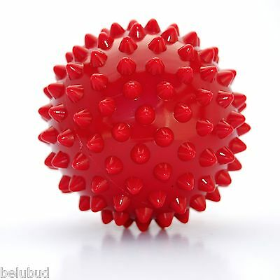 Spiky Massage Ball - Plantar Fasciitis and Deep Tissue Therapy