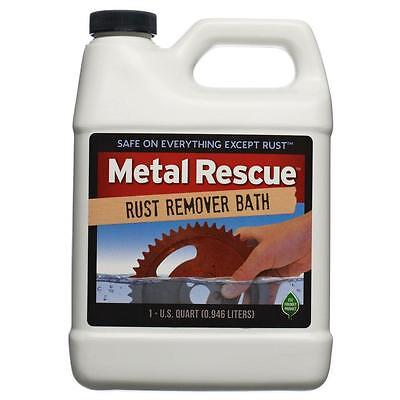 Workshop Hero Metal Rescue Rust Remover Bath 1Qt Wh290497