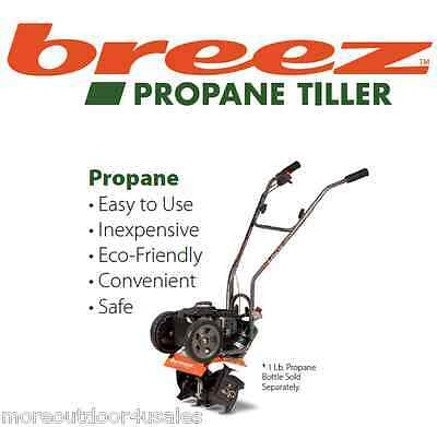 21046 Ardisam Breez R2 Propane 4 Cycle Mini Tiller FACTORY 2ND SALES MODELS