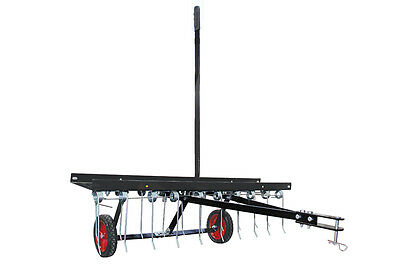 "Tondu 40"" Tine Towed Dethatcher"