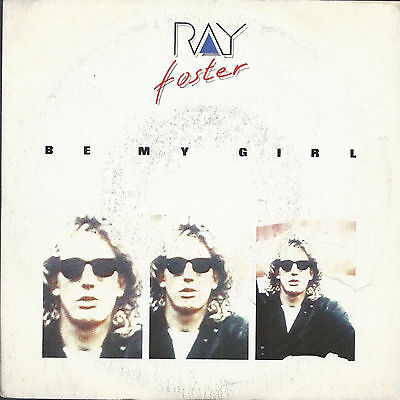 BE MY GIRL   vocal - instrumental # RAY FOSTER