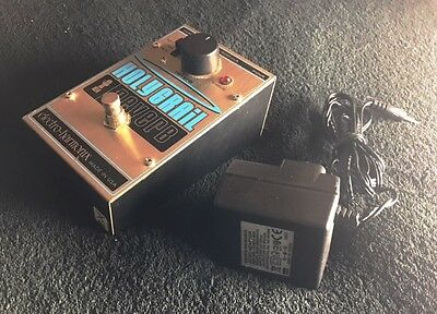 Electro Harmonix Holy Grail Guitar Effects Pedal Vintage