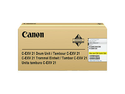 Canon Drum Unit C-EXV 21 yellow; 0459B002
