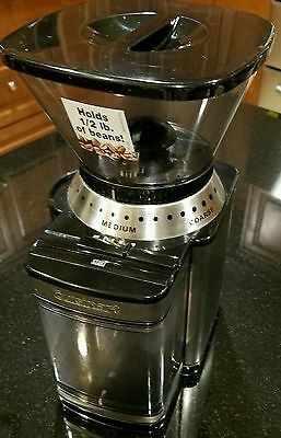 Cuisinart Automatic Coffee Grinder - 18 position grind selector