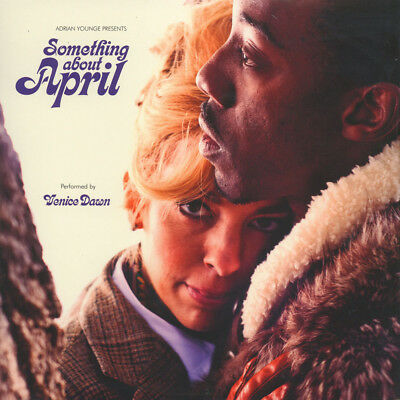 Adrian Younge presents Venice Dawn - Something (Vinyl LP - 2011 - US - Reissue)