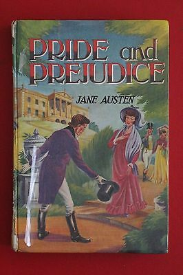 PRIDE AND PREJUDICE by Jane Austen - Dean & Sons (Hardcover, Undated)