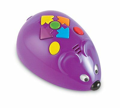 Learning Resources Code & Go Programmable Robot Mouse (ler2841)