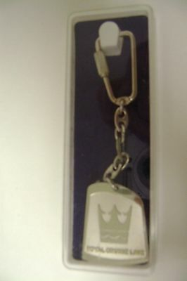 Rare Vintage Royal Cruise Line Key Chain - New In Box