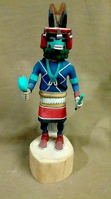 Great Hopi Antelope Kachina by Edward Huma